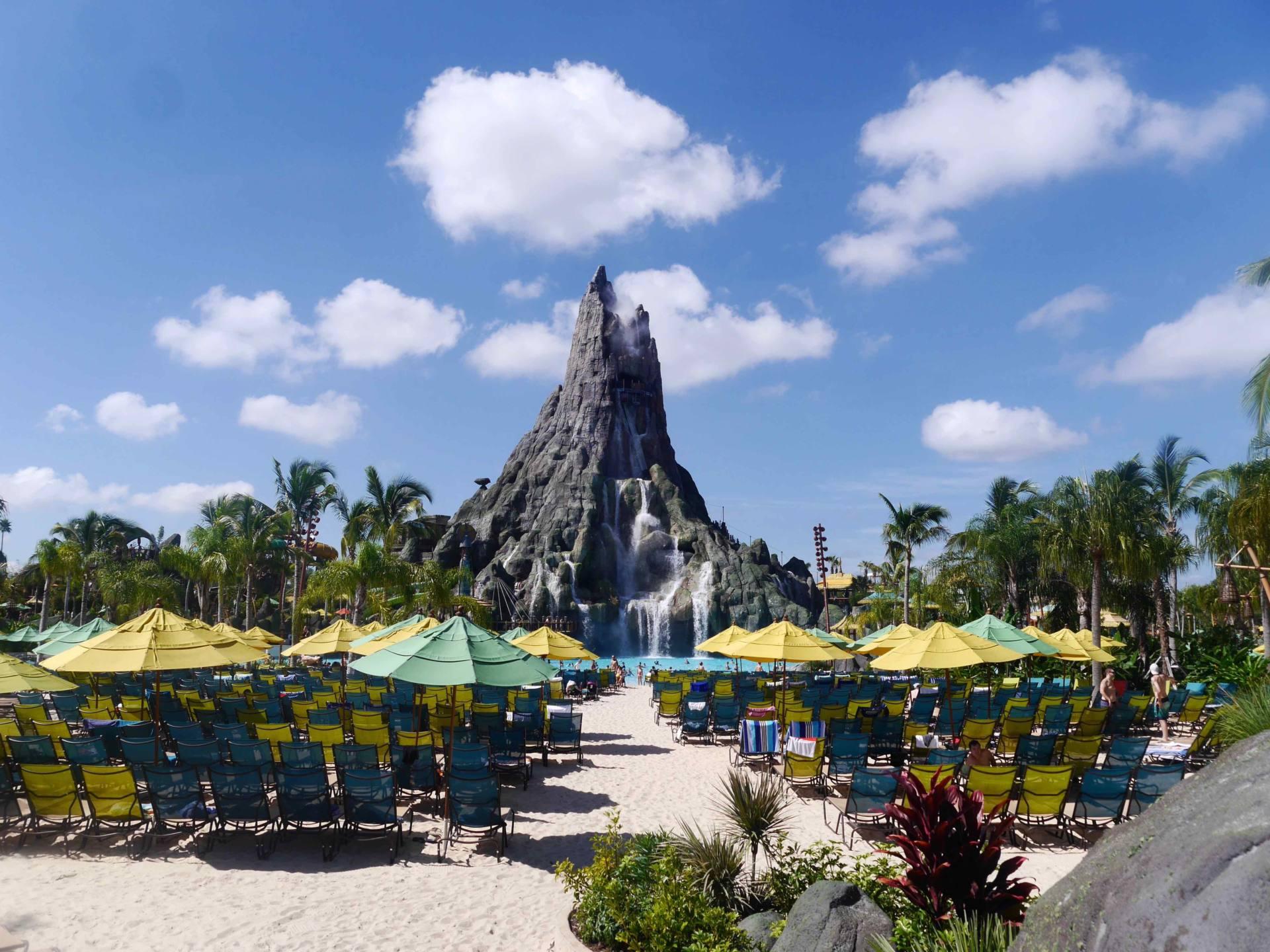 Volcano Bay Universal Studios Orlando