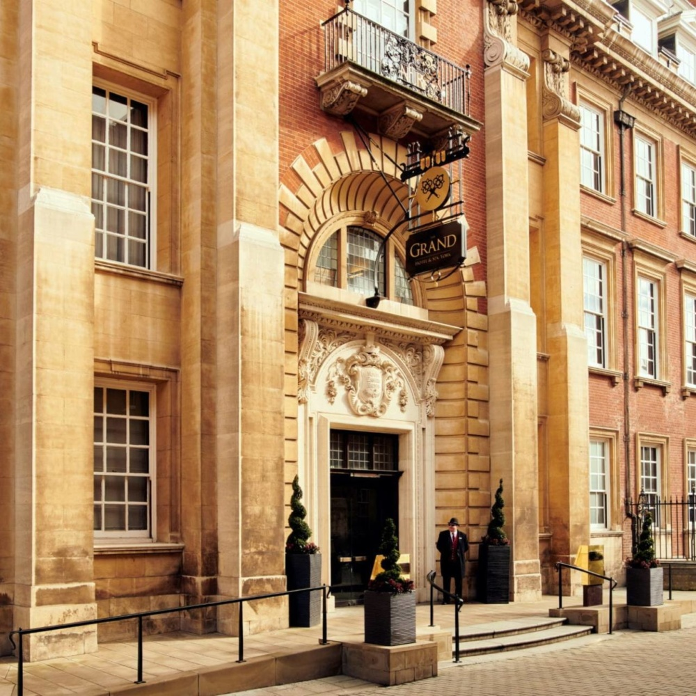 A Baby Free Night at The Grand, York