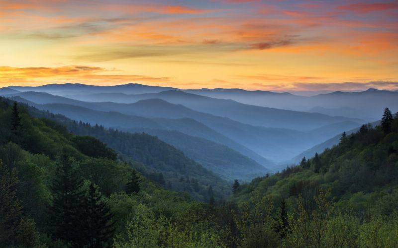 Smoky Mountains Deep South