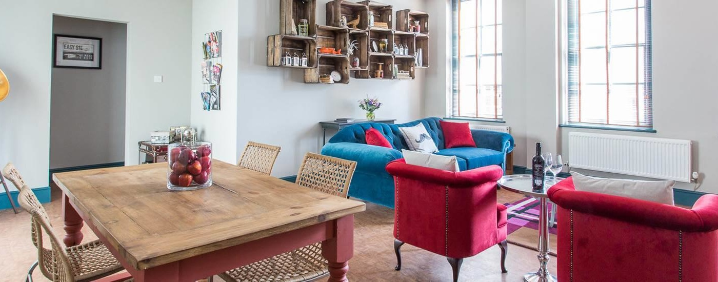 Our Fantastic Family Friendly Apartment in Chester