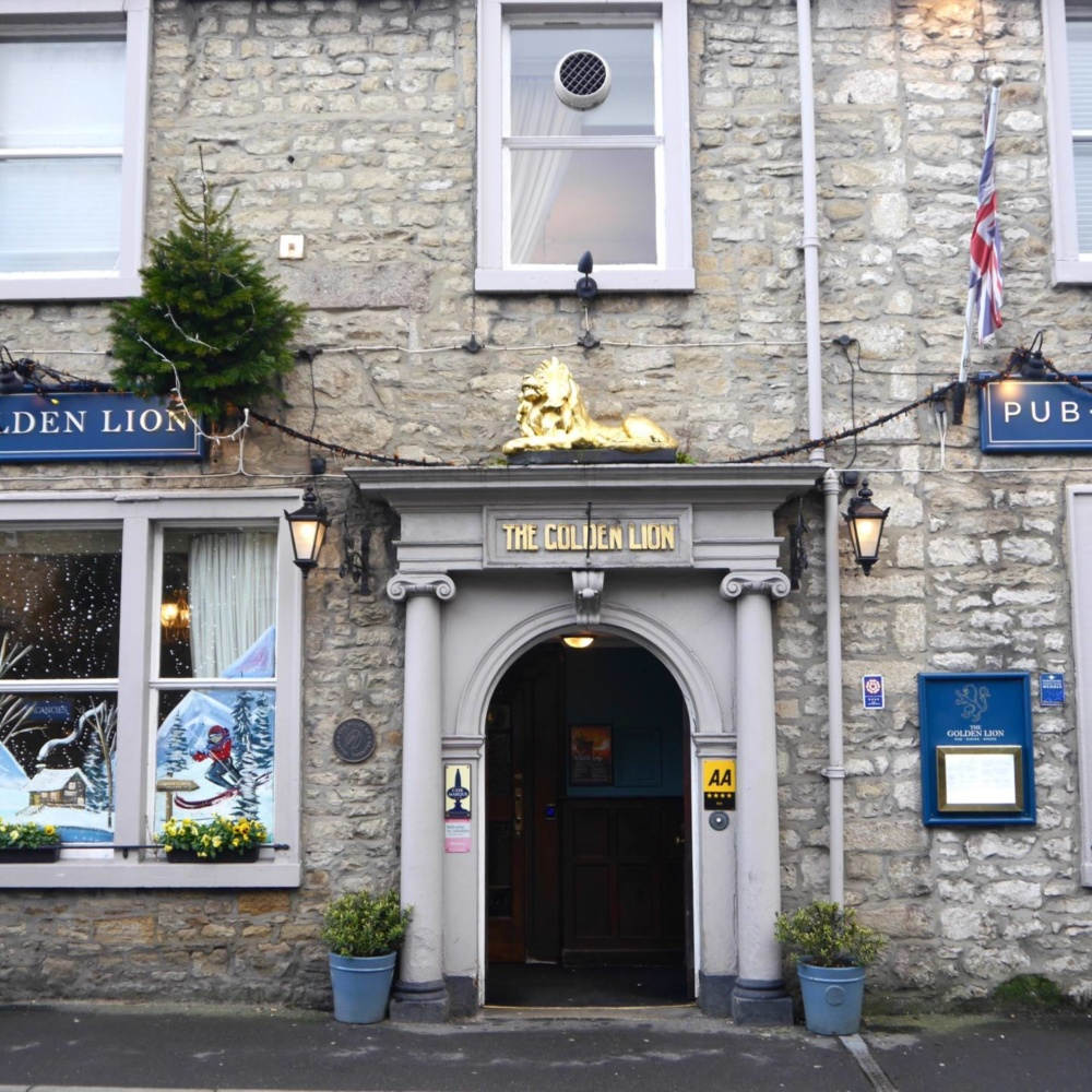 A Post-Christmas Getaway in Settle, Yorkshire Dales