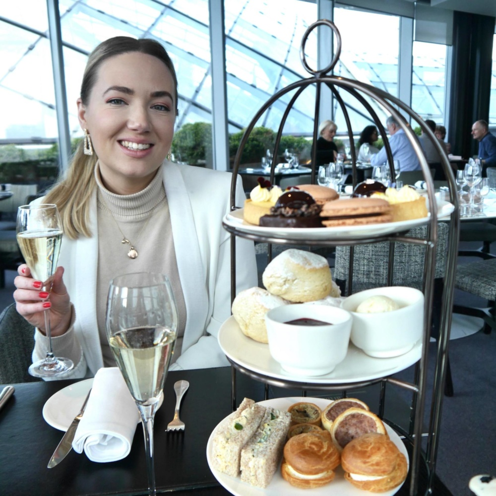 WIN a Luxury Afternoon Tea in Leeds at Crafthouse