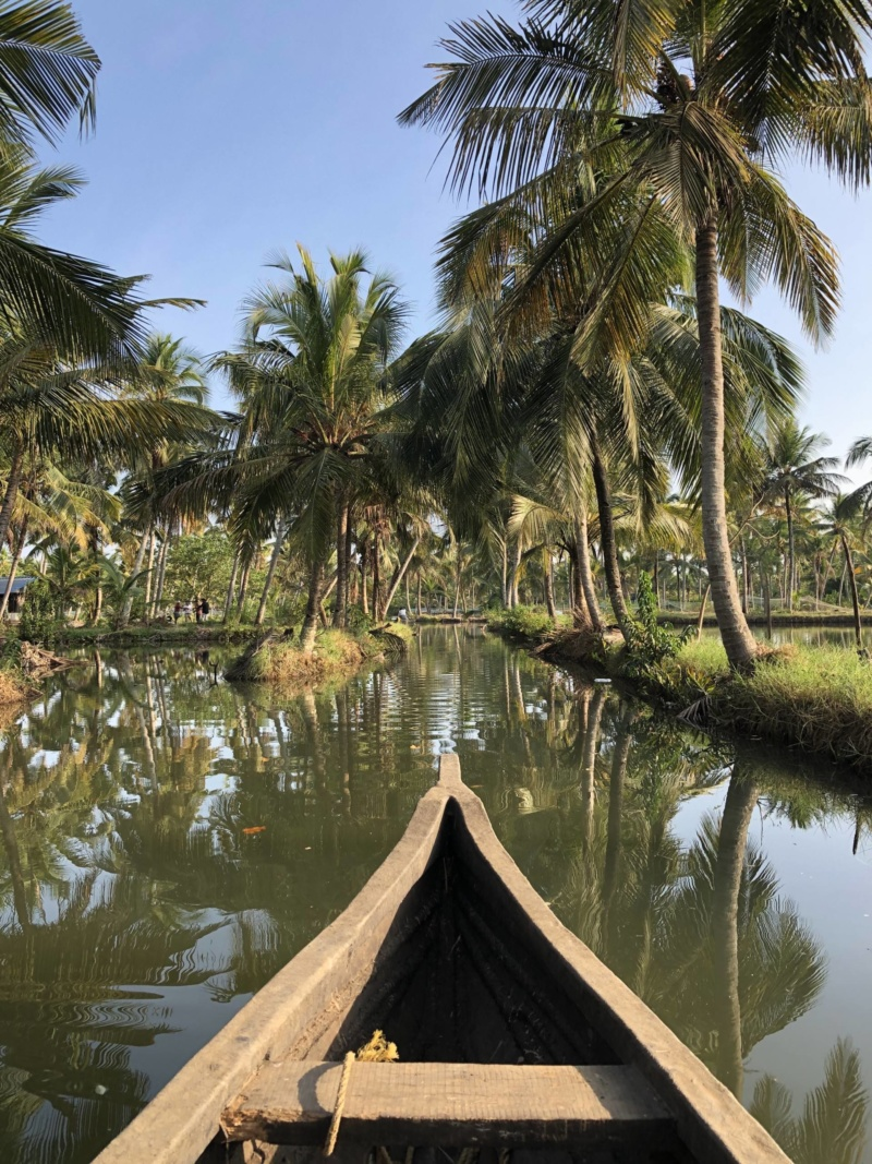 Backwaters Boat Trip Kerala