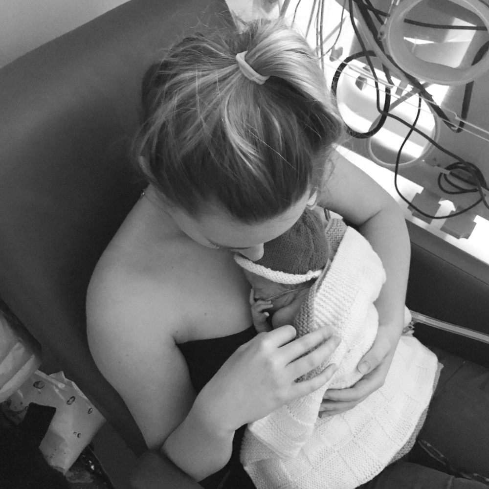 6 Things to Avoid Saying to a Mum of a Premature Baby