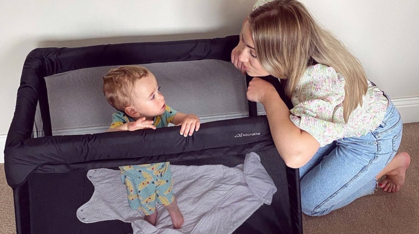 Sleep & Go Travel Cot Micralite Review