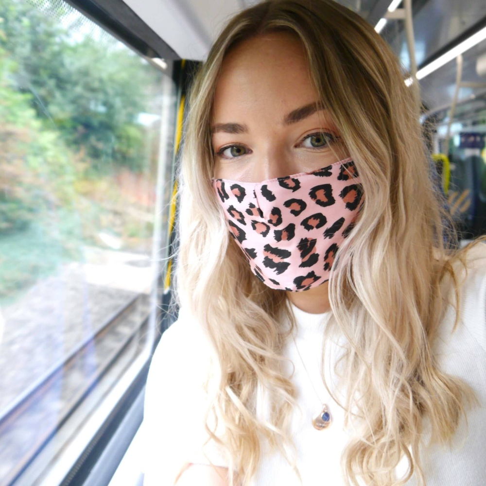 Train Travel with a Mask and a Day Out in York