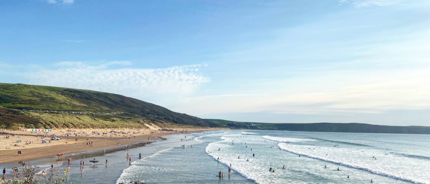 A Toddler-Friendly Holiday in North Devon
