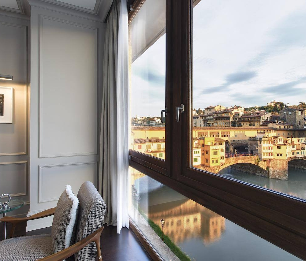 The Best Places to Stay in Florence